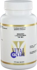 Vital Cell Life Reduced L-Glutathion 150 mg Capsules 100 st