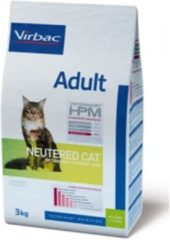 HPM Veterinary Virbac HPM - Adult Neutered Cat - 12kg