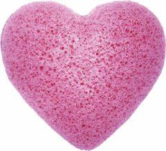 FMC gifts Konjac Heart Sponge - Lavendel