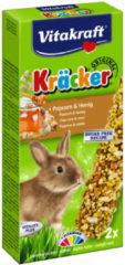 Vitakraft Konijn Kracker - Konijnensnack - Popcorn