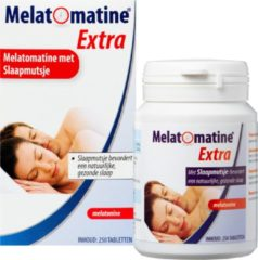 Melatomatine Extra Voedingssupplementen - 250 tabletten