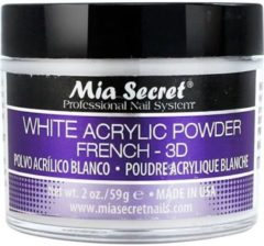 Mia Secret Acryl Poeder Wit 60ml.