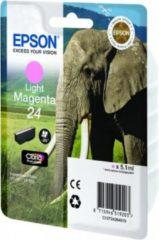 Epson Singlepack Light Magenta 24 Claria Photo HD Ink