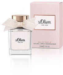 S.Oliver S. Oliver For Her Eau de Parfum Spray 30 ml