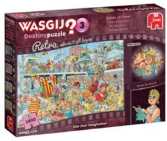 Jumbo Wasgij Retro Destiny 4 De Wasgij Spelen - Legpuzzel 1000 Stukjes