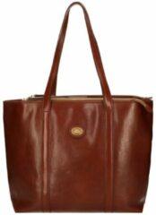 Bruine The Bridge Story Donna Shopping Bag brown Damestas