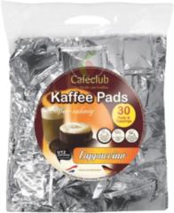 Caféclub Cafeclub Supercreme Cappuccino Megabeutel Koffiepads 30 stuks