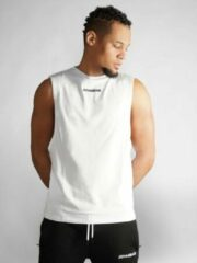 Joya Gear Southpaw Tank Top - Katoen - Wit - XL