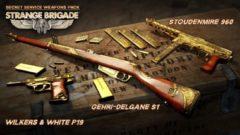 Koch Media Strange Brigade - PS4