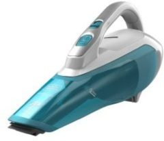 Blauwe BLACK+DECKER Wet & Dry Kruimeldief WDA315J-QW - Lithium-ion