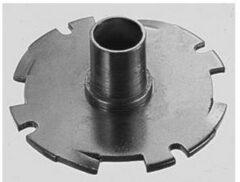 Kopieerhuls met snelsluiting, diameter: 30 mm Bosch Accessories 2609200142