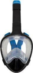 Atlantis 3.0 Full Face Mask - Snorkelmasker - L/XL- Zwart/Blauw