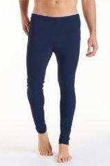 Coolibar - UV-stretch zwembroek voor heren - donkerblauw - maat M