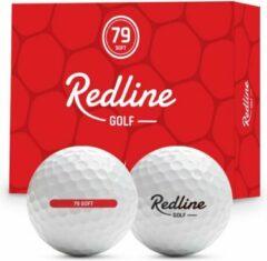 Witte Redline Golf Redline 79 Soft 1 dozijn