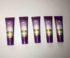 Cocune mini handcrème tube - 5 stuks van 25ml - handig voor onderweg!