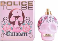 Police To Be Tattoo Art For Her - 125ml - Eau de toilette