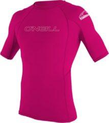 O'Neill - UV-werend T-shirt jongens & meisjes performance fit - roze - maat 152-164cm