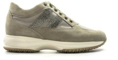 HOGAN Sneakers Trendy donna beige