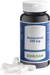 Bonusan Resveratrol 100 mg 60 capsules