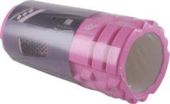 Rucanor - Foam roller - 33.5 x 14 cm - Roze