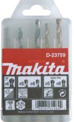 """Makita Bohrer-Set 1/4"""" D-23759, Bohrer-Satz"""