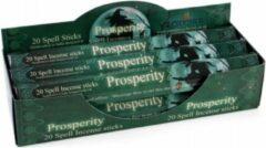 Lisa Parker Wierook 6 x 20 stokjes - Prosperity