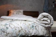 Witte Loiva Sommerlight 200 x 200 Donzen dekbed