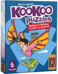 999 Games puzzel KooKoo Puzzle: Vliegen junior karton 24 stukjes