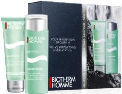 Biotherm Geschenksets Für Ihn Geschenkset Aquapower Oligo-Thermal Care Dynamic Hydration 75 ml + Aquapower Gel Douche 1 Stk.