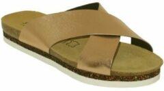 Gouden Slippers Amoa Scarpe
