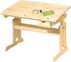 Ilsas Link&acutes Schreibtisch Julia 108x55cm, mit Schublade