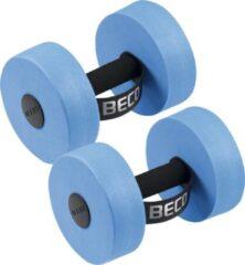 Beco weerstandshalters Aqua blauw Medium 2 stuks