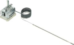 Smeg Schlauch (100 mm -alu- 3 Meter) für Backofen 818730401