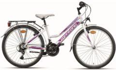 26 Zoll Damen City Fahrrad 18 Gang Montana Escape Wham weiß