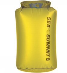 Sea to Summit - Ultra-Sil Nano Dry Sack - Pakzak maat 4 l, geel