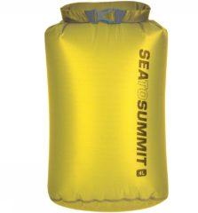 Sea to Summit - Ultra-Sil Nano Dry Sack - Pakzak maat 4 l, geel