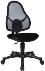 TopStar Bureaustoel Open Art Junior - zwart