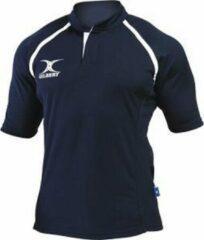 Gilbert rugbyshirt Xact Ii Black Xl