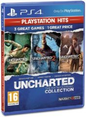 Naughty Dog Uncharted: The Nathan Drake Collection (PlayStation Hits) PS4