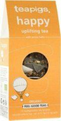 Teapigs Happy - Uplifting Tea - 15 Tea Bags