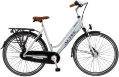 28 Zoll Damen City Fahrrad 3 Gang Hoopfietsen Altec... grau, 54cm