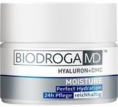 Biodroga MD Gesichtspflege Moisture Perfect Hydration 24h Pflege Reichhaltig 50 ml