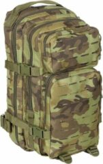 "MFH High Defence - US Army rugzak - Assault I - ""Laser"" - M 95 CZ camo"