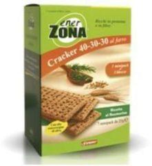 Enerzona Cracker Al Farro 40-30-30 Gusto Rosmarino 7 Minipack da 25g