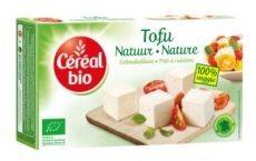 Cereal Bio Tofu Natuur (250g)