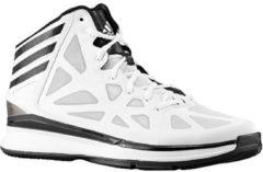 Witte Adidas Crazy Shadow 2 - Basketbalschoenen - Mannen - Maat 53 1/3 - Wit