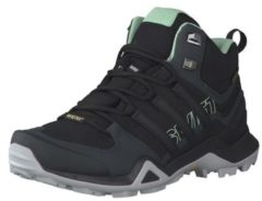 Adidas Terrex Swift R2 Mid GTX Women Damen Wanderschuh Größe UK 4 core black/core black/ash green