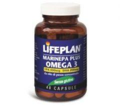 PromoPharma Lifeplan Marinepa Plus Omega 3 Senza Glutine 48 Capsule