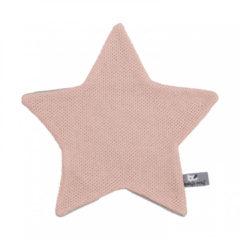 Roze Baby's Only knuffeldoekje Ster Classic blush knuffeldoekje