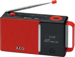 AEG DAB+/UKW Radio, mit Weckfunktion & Bluetooth »DAB 4158«